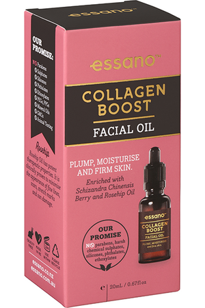 Collagen Boost Facial Oil