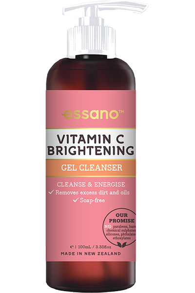 Vitamin C Brightening Gel Cleanser