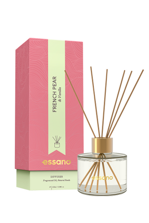 French Pear & Vanilla Diffuser