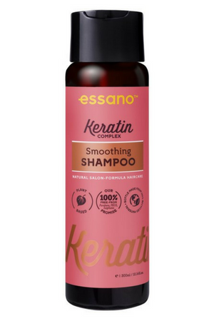 Keratin Complex Smoothing Shampoo