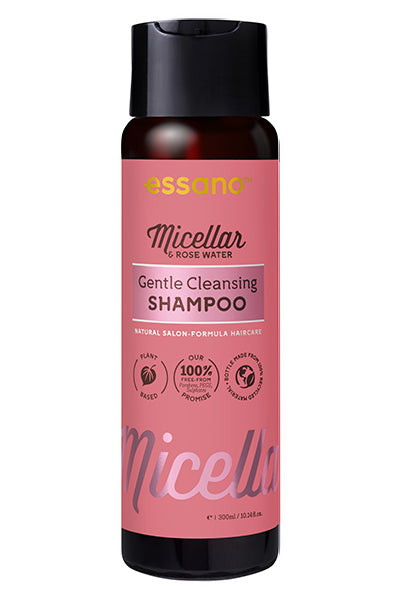 Micellar & Rose Water Gentle Cleansing Shampoo