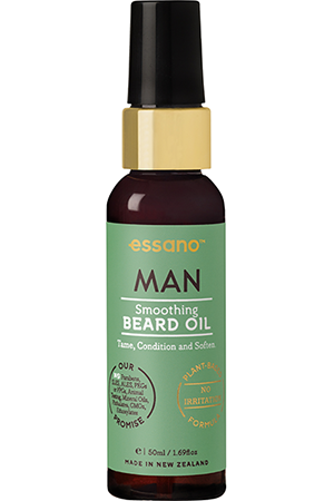 essano man smoothing beard oil