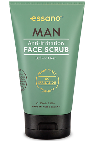 essano™ Man Anti-Irritation Face Scrub