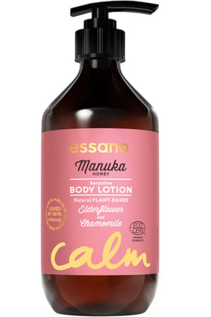 Certified Organic Manuka Honey Sensitive Body Lotion