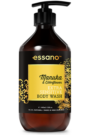 essano Manuka & Elderflower Extra Sensitive Body Wash
