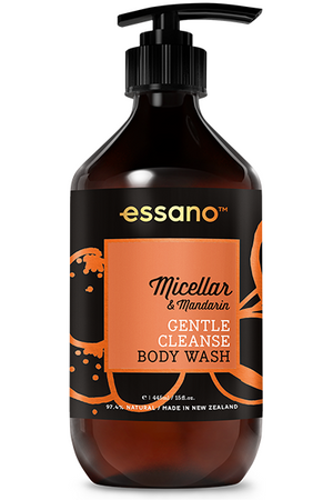 essano Micellar & Mandarin Gentle Cleanse Body Wash
