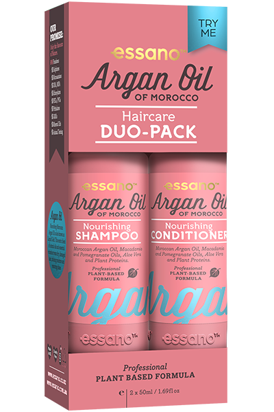 Argan Oil Haircare Duo-Pack