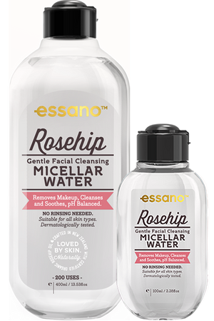 Rosehip Gentle Facial Cleansing Micellar Water