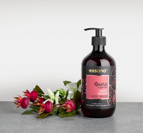 Rosehip & Jasmine Daily Repair Body Wash