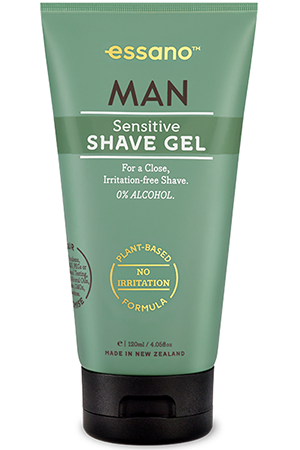 essano man sensitive shave gel