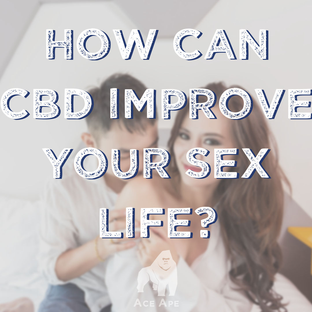 Using CBD for Intimacy