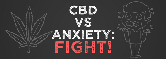 How CBD can affect Anxiety