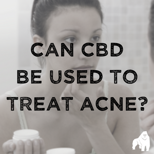 Using CBD to Treat Acne