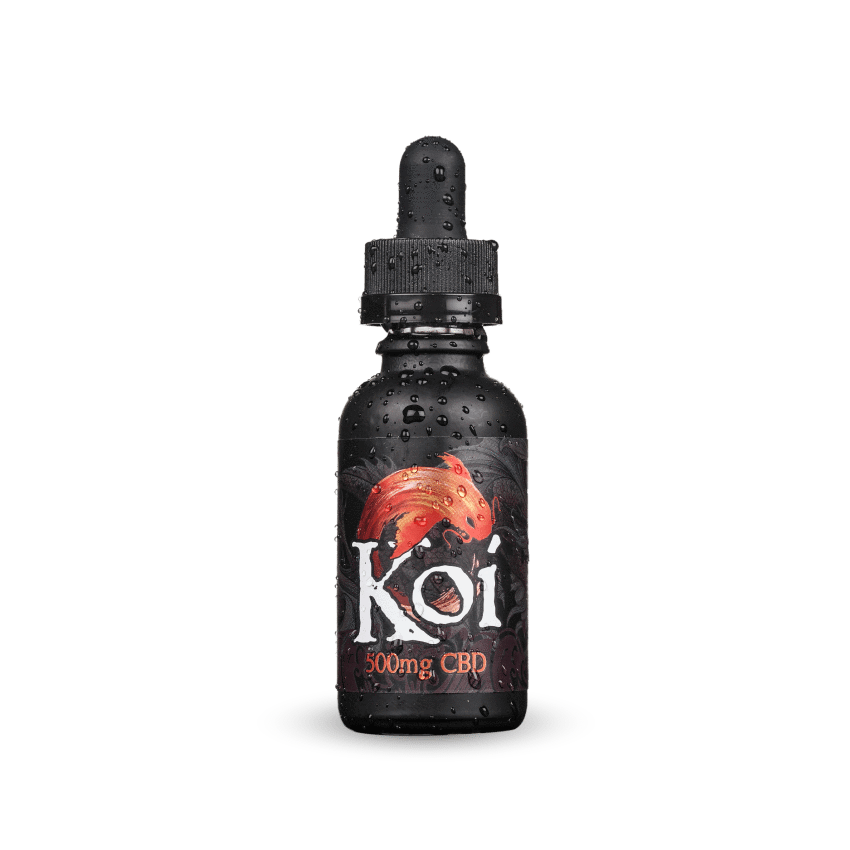 CBD Red Koi AceApe CBD Dispensary