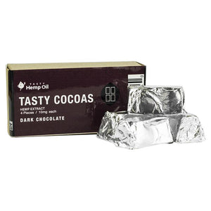 CBD Tasty Hemp Cocoas - Dark Chocolate AceApe CBD Dispensary