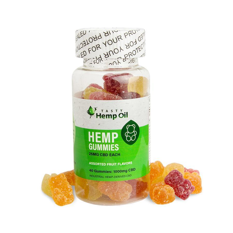 CBD Tasty Hemp Gummies