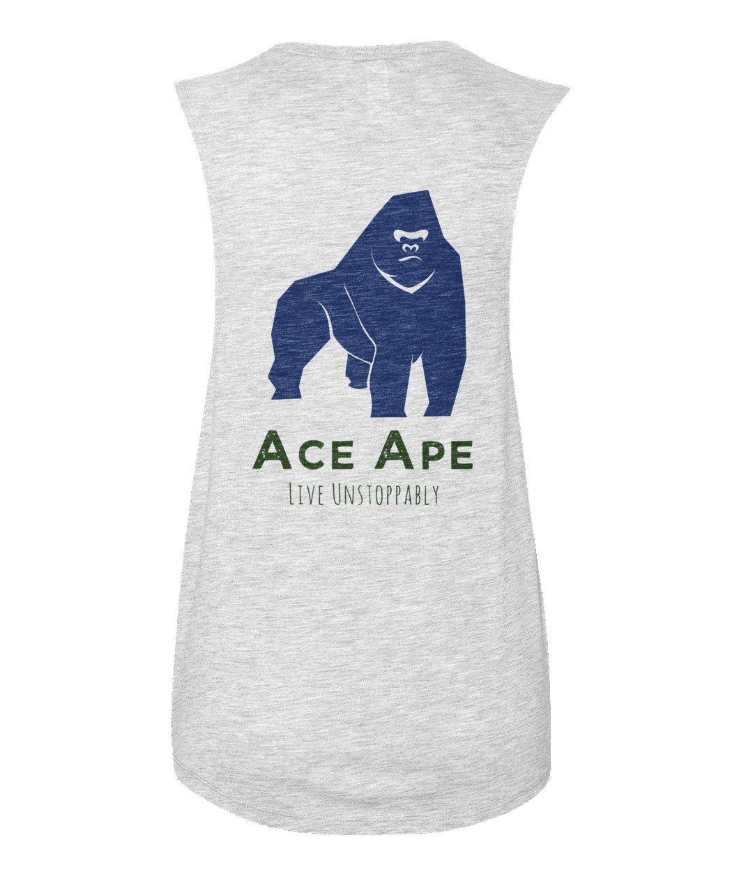 Tank Tops Thumbs Up Women's Muscle Tank AceApe CBD Dispensary