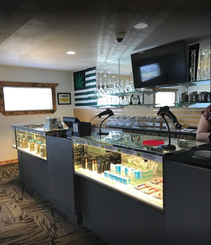 Dispensary Tour Stop 2 - LiveWell Dispensary, Salem OR
