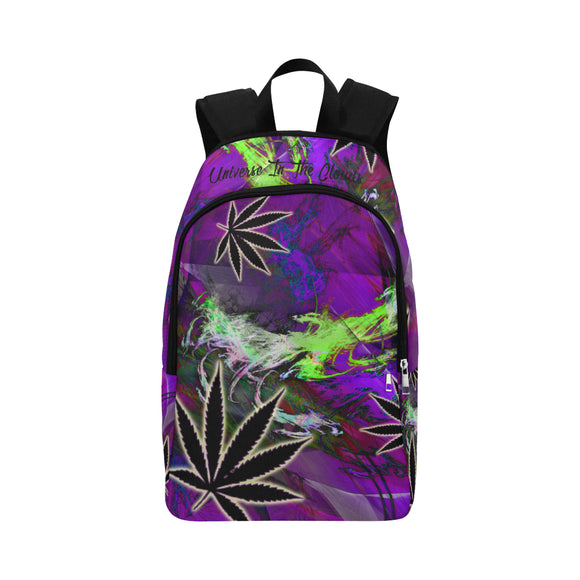 Purple Bumbum- Backpack
