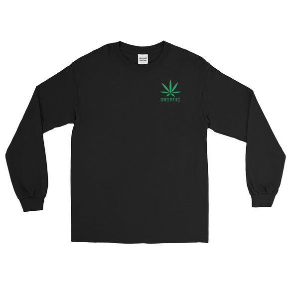 Organic - Men's Long Sleeve Shirt