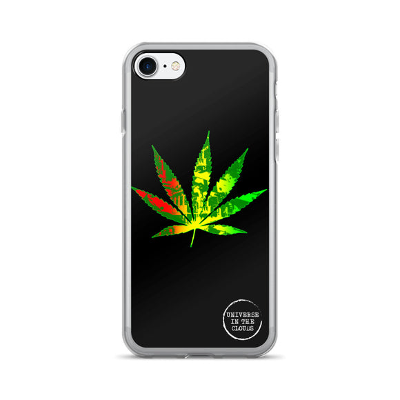Rasta Marijuana Leaf Phone Case