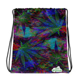 Sour Diesel Drawstring bag