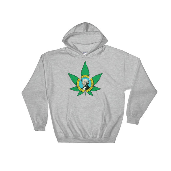 Washington State Hooded Sweatshirt