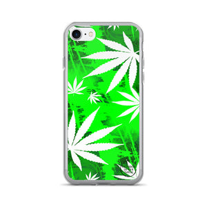 White Widow Phone Case