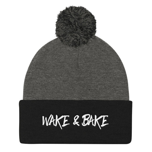 Wake and Bake - Beanie