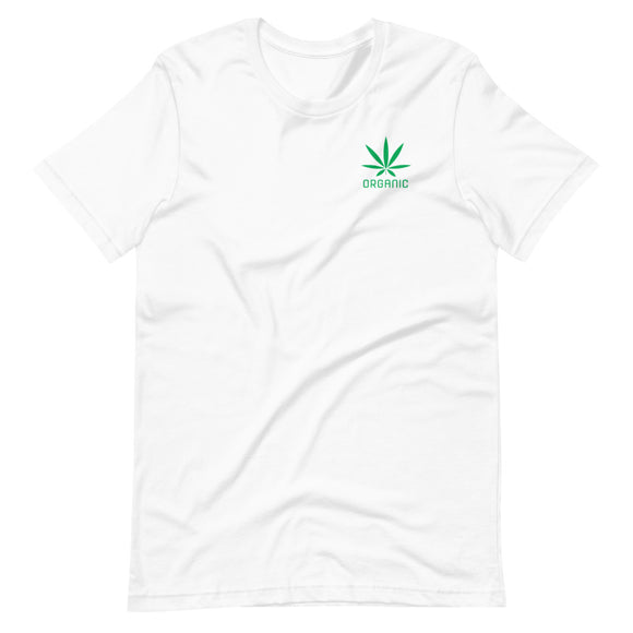 Organic - Short-Sleeve Unisex T-Shirt