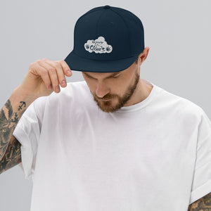 Universe In The Clouds - Snapback Hat