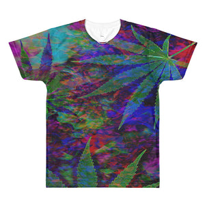 Sour Diesel All-Over Printed T-Shirt