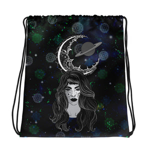 Moon Child - Drawstring bag