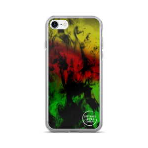 Rasta Smoke Phone Case