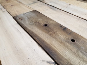 Resawn Oak and Elm Craft Pack