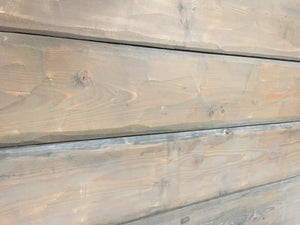 "Faux Hewn Wall Planks/Paneling - 9"" Wide - Reclaimed Lumber and Barn Wood"