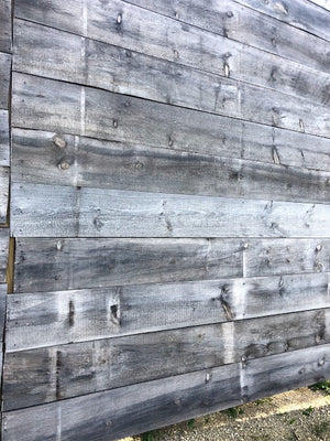 Fancy Grey Wall Cladding - Reclaimed Lumber and Barn Wood