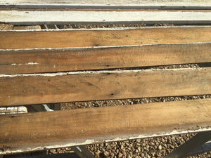"Recycled Cedar Wood Siding .25"" x 3.25 - Reclaimed Lumber and Barn Wood"