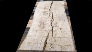 Hand Hewn Beech Wood Slab