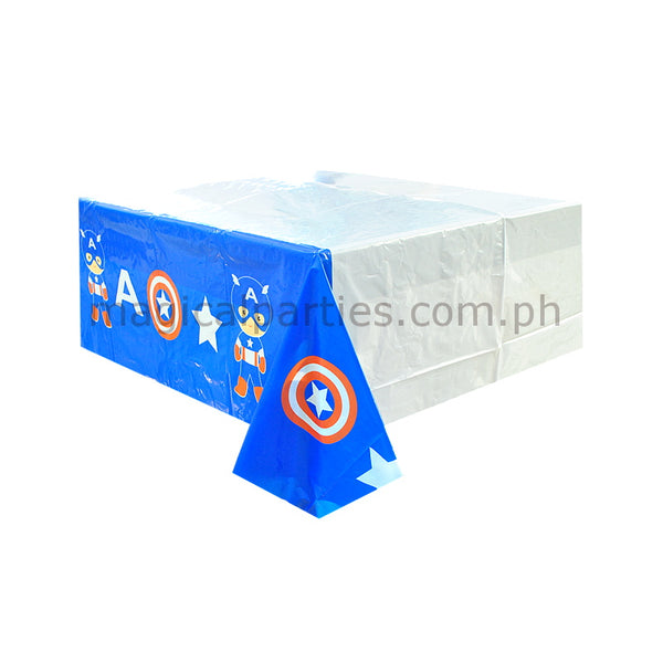 CAPTAIN AMERICA 1pc Table Cover