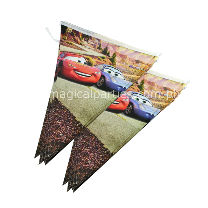 disney cars party banners