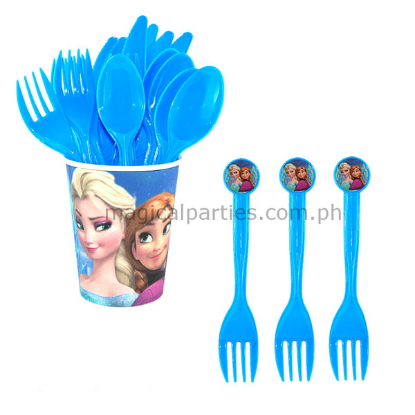 FROZEN 6pc Party Fork Set