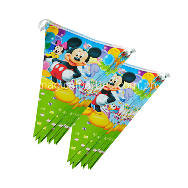 MICKEY MOUSE 1pc Party Banner