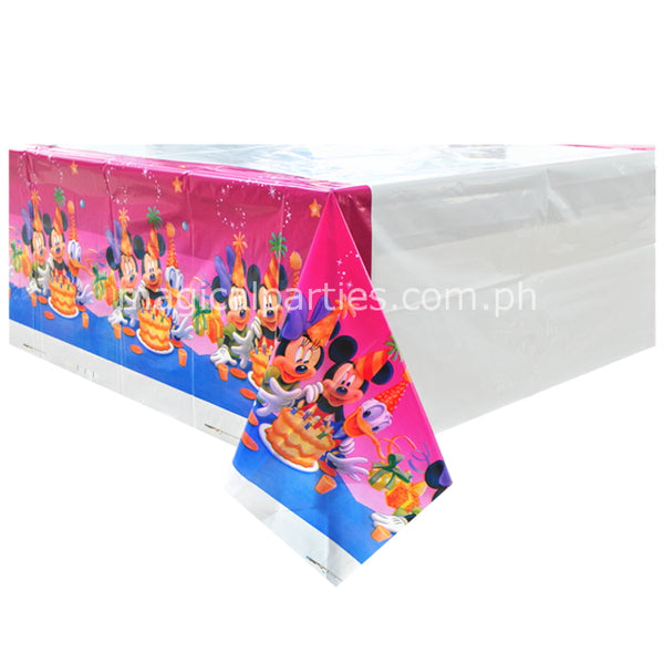 MICKEY MOUSE 1pc Table Cover