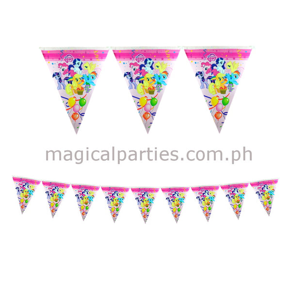LITTLE PONY 1pc Party Banner
