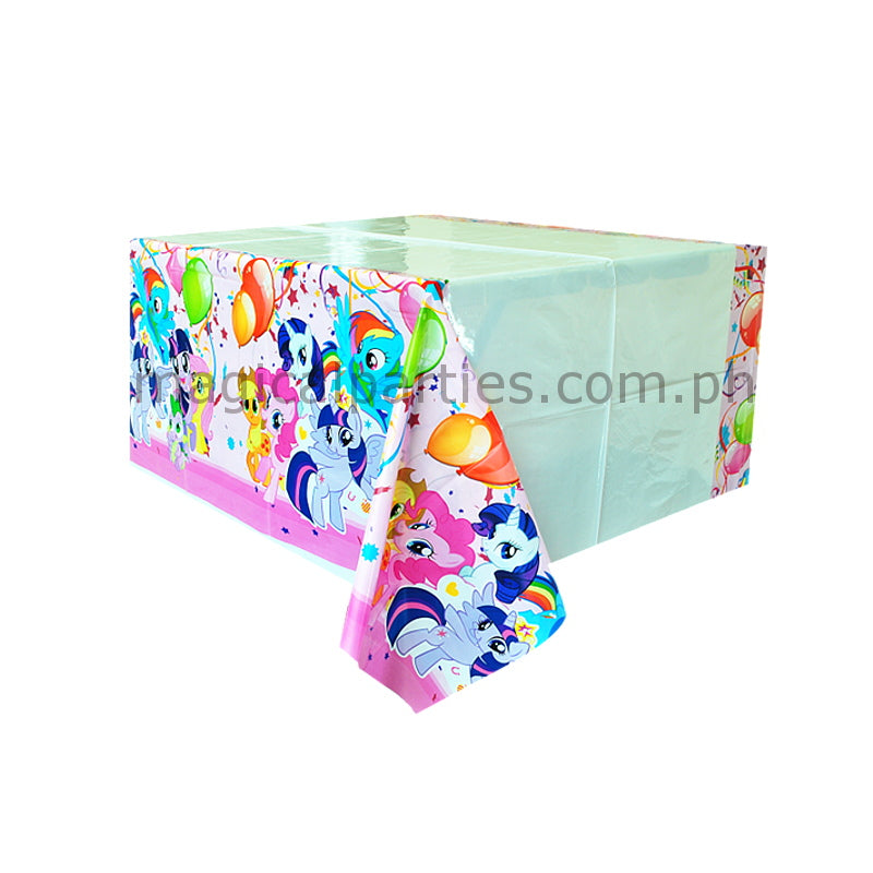 LITTLE PONY 1pc Table Cover