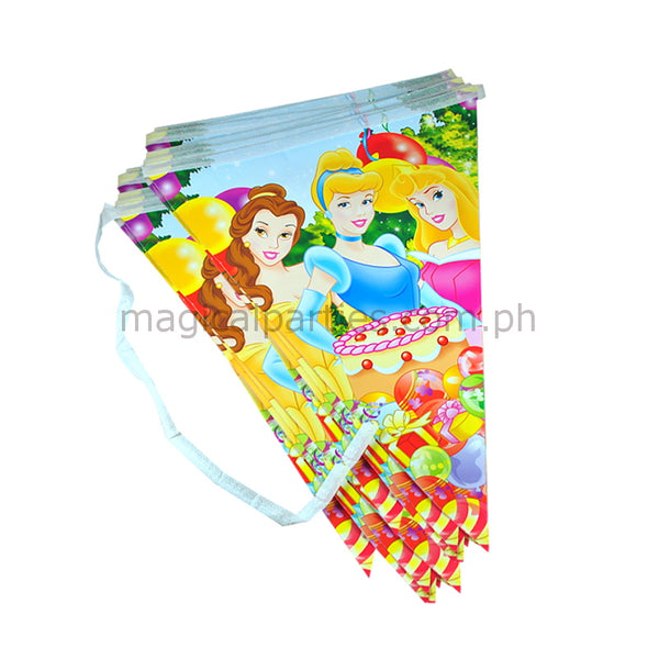 DISNEY PRINCESS 1pc Party Banner