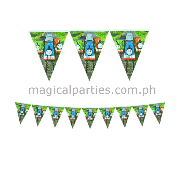 THOMAS & FRIENDS 1pc Party Banner