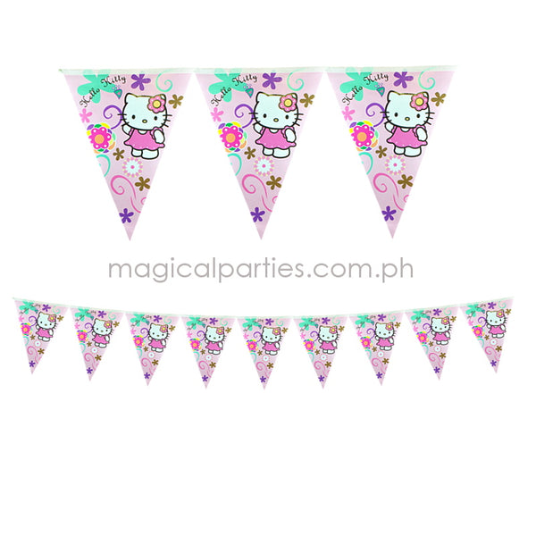 HELLO KITTY 1pc Party Banner