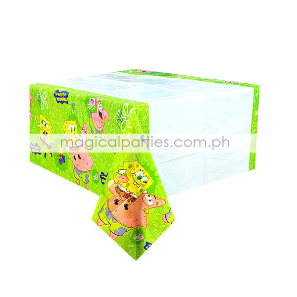 SPONGEBOB 1pc Table Cover